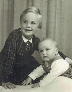 Henk en Ada 1965