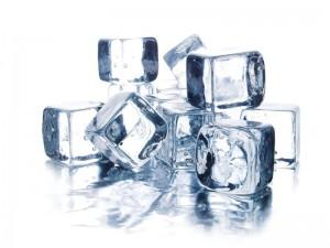 ijsklontjes