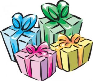Het kadootje: wat een geschenk!