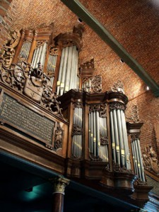 Hinsz-orgel in de Catharinakerk Roden