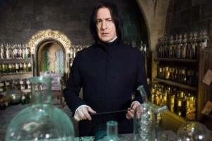 Sneep in Harry Potter