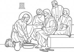 voetwassing