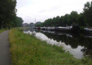 Noord Willemskanaal om 07.38 uur